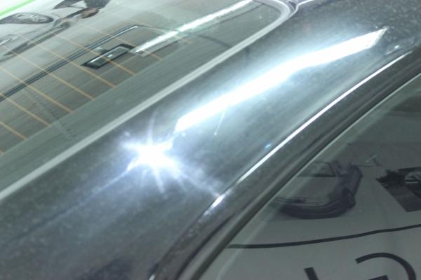 BMW e46 - korekta lakieru + wosk syntetyczny