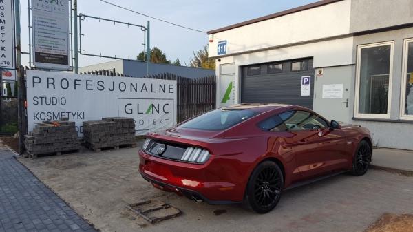 Ford Mustang GT - korekta lakieru + 5-letnia powłoka ceramiczna