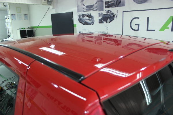 FIAT Punto II - korekta lakieru + hydrowosk