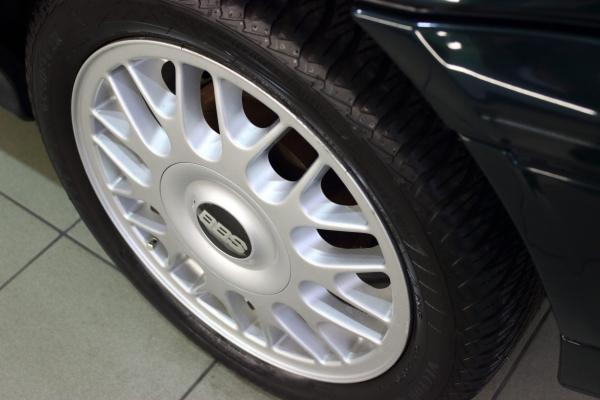 VW Golf III Cabrio - dwuetapowa korekta lakieru  + powłoka hydrofobowa + powłoka ceramiczna na felgi + detailing wnętrza