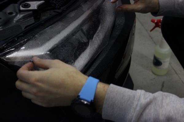 Audi A5 Sportback S-line - folia ochronna + 3-letnia powłoka ceramiczna + powłoka ceramiczna na felgi