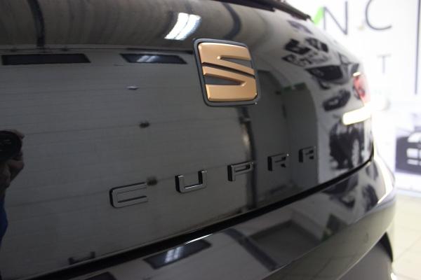 Seat Cupra - folia ochronna + 5-letnia powłoka ceramiczna + zabezpieczenie felg