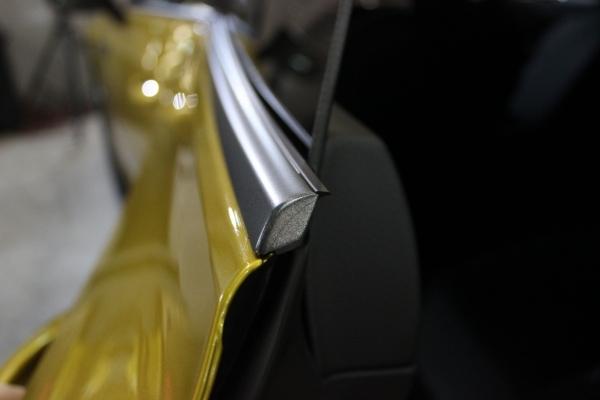 Volkswagen Arteon - oklejenie elementów chromowanych + aplikacja folii zabezpieczającej + powłoka ceramiczna na felgi + 12-miesięczna powłoka hydrofobowa