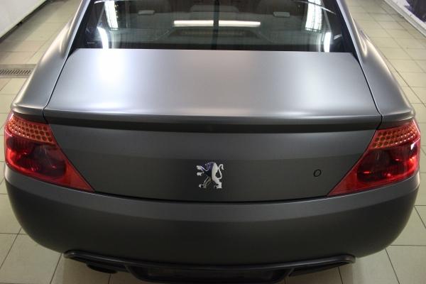Peugeot 407 - zmiana koloru