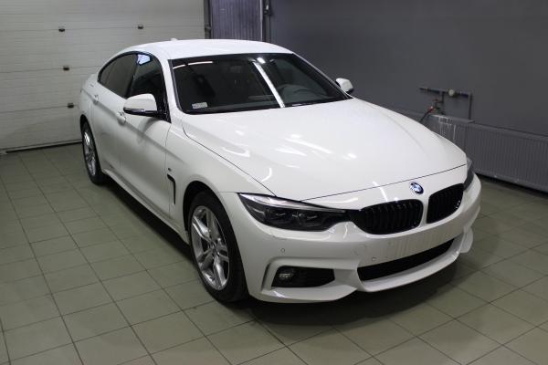 BMW 4 - 5-letnia powłoka ceramiczna