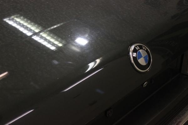 BMW 635CSI - korekta lakieru + powłoka hydrofobowa + detailing wnętrza