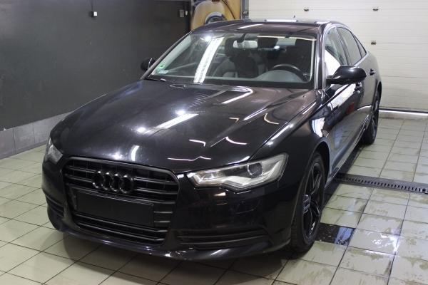 Audi A6 - zmiana koloru