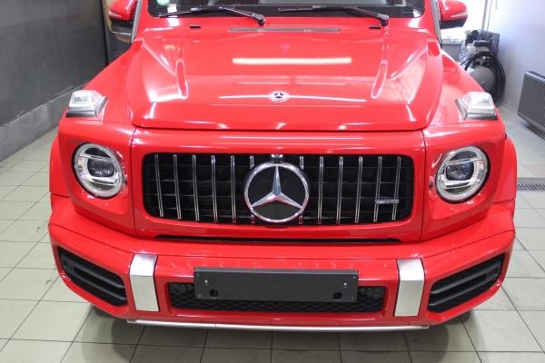 Mercedes G-Klassa