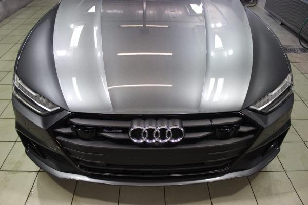 Audi A7 - powłoka ceramiczna + folie ochronne