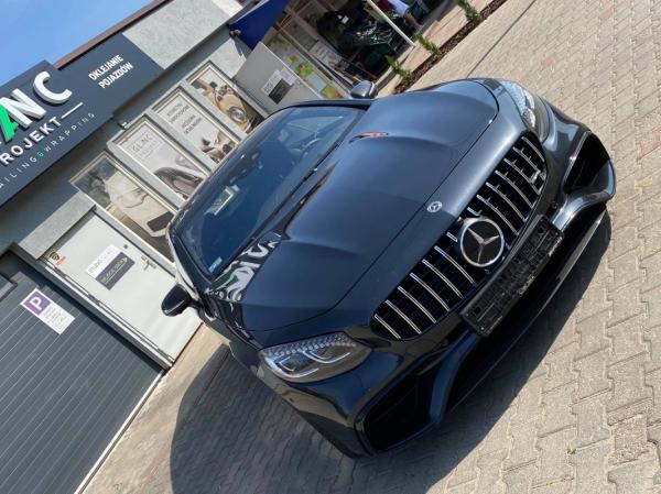 Mercedes S63 AMG - Zmiana koloru