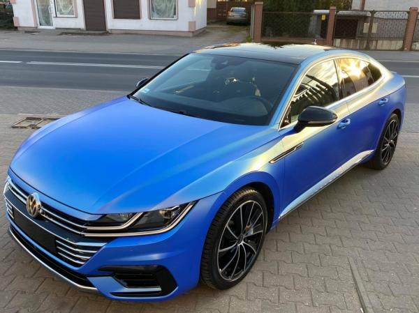 Volkswagen Arteon - Zmiana koloru