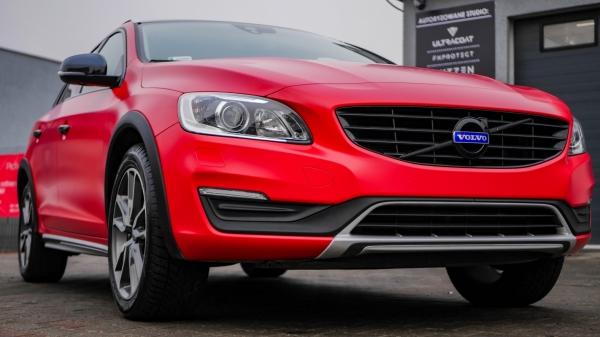 Volvo V60 - zmiana koloru