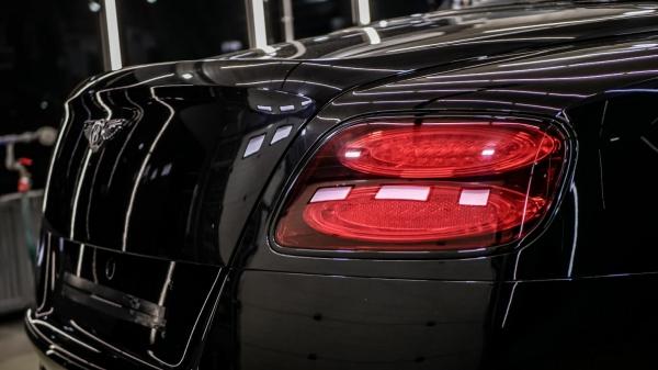 Bentley Cabrio Supersports - Zabezpieczenie lakieru folią PPF