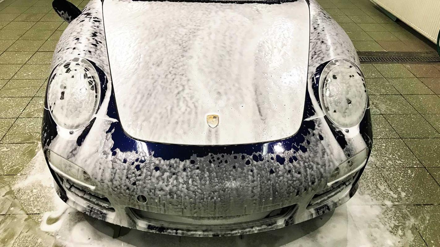Bezpieczne mycie